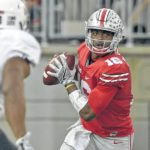 Ohio State still working on deep pass puzzle