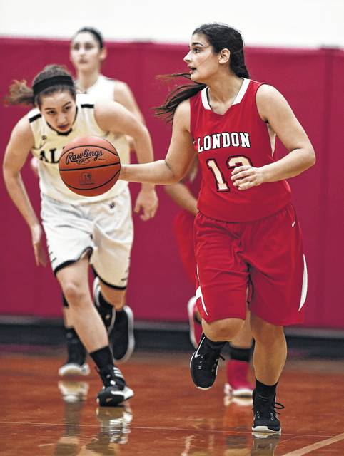 London senior Kaitlin Patterson figures to play a key role in the Lady Red Raiders season.