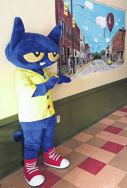The Plain City Public Library will host a Pete the Cat meet and greet at the Pleasant Valley Fire Station, 650 W. Main St., Plain City, on Monday, Feb. 19. Drop in anytime from 1-3 p.m. to visit with Pete the Cat, take pictures, and take part in games, crafts, and other activities. No registration is required. Visit plaincitylib.org for more information or contact the library at 740-490-8614.