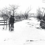 The great Midwestern flood, March 23, 1913
