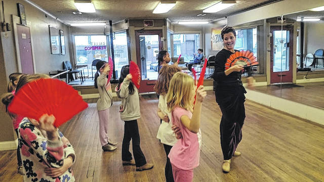 Girl Scout Troop 1003 of Plain City recently participated in a dance class at U Will Dance in downtown Plain City with the owner Griset Damas Roche. They learned the art of Flamenco dancing and neat facts about Cuba (where Roche is from) and some Spanish for the girls to earn their Dancer badge.