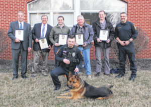 Local donors recognized at Plain City Council