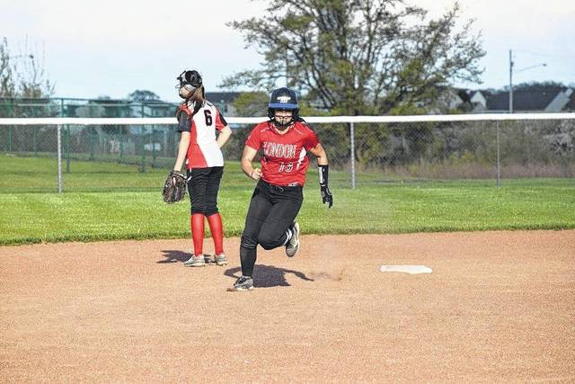 London's Kaitlin Patterson returns to Red Raiders lineup for her fourth varsity year.