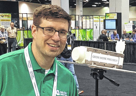 John Thomas, recently returned from the 2018 Commodity Classic, America's largest farmer-led, farmer-focused convention and trade show in Anaheim, California.