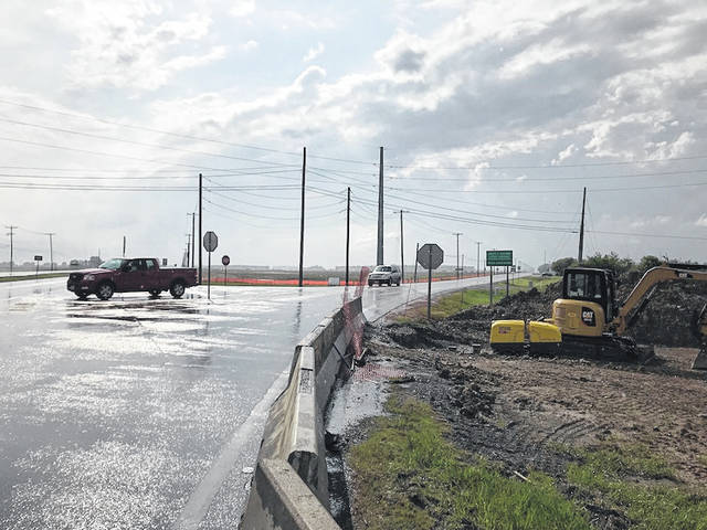 The intersection of U.S. Route 40 and State Route 29 where Amazon plans to build their new facility in West Jefferson. The company announced Monday, May 14 that they will build the fulfillment center in the village which will create 1,500 full-time jobs for two planned shifts.