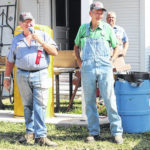 Annual Steam Threshers show opens
